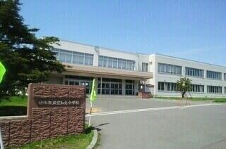 砂川市立空知太小学校