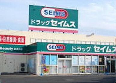ドラッグセイムス川口末広店