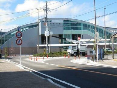 JR安倍川駅