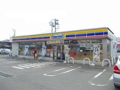 ミニストップ守谷中央店