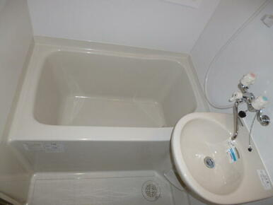 浴槽新規、給湯器