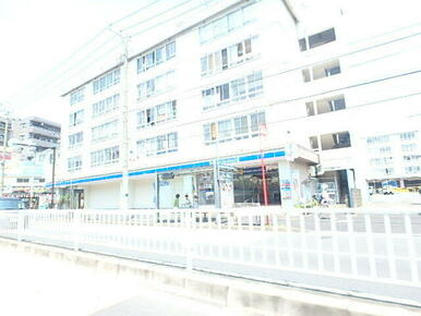 ローソン井土ヶ谷駅前店