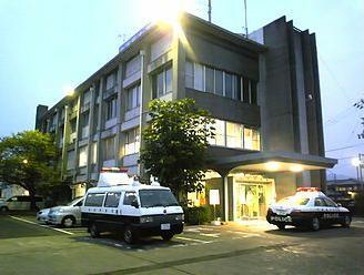 徳島板野警察署板野庁舎