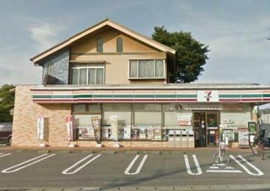 セブンイレブン川口安行原店