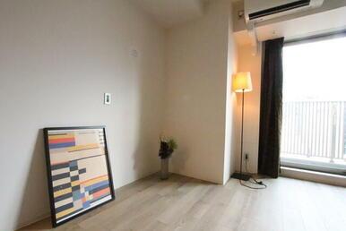 702号室モデルルーム画像 一人暮らしで広々1LDK