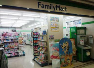 ファミリーマートKSP(サ)店