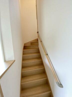 ☆登りやすい緩やかな階段☆