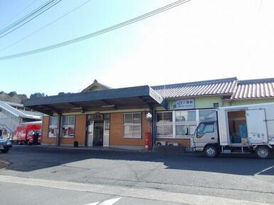 JR草津線・三雲駅