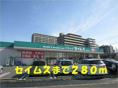 セイムス東松戸店