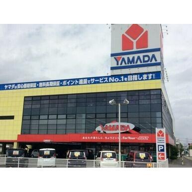 ヤマダ電機 本庄店