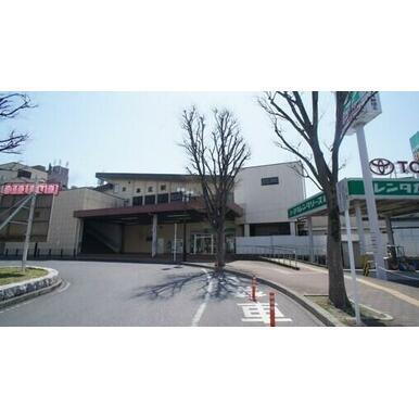 本庄駅北口