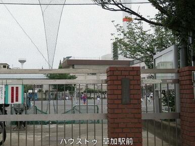 西保木間小学校