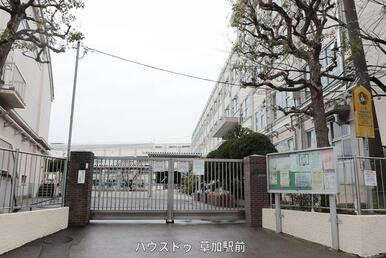 竹の塚中学校