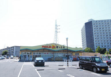 メグリアミニ星ケ丘店
