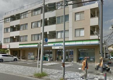 ファミリーマート横浜神大寺四丁目店