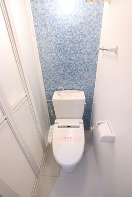 ★洗浄便座付きトイレとなっております★