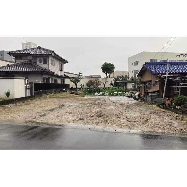 一宮市 萩原町萩原字松山 (二子駅) 畑・農地用地の写真
