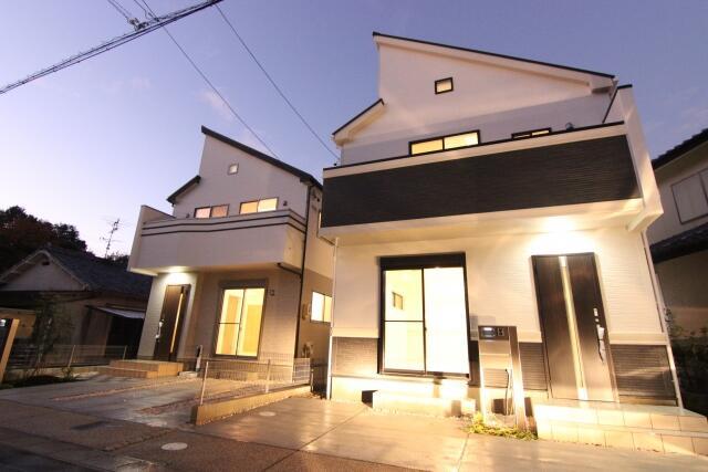 ブルーミングガーデン 名古屋市名東区梅森坂2丁目 3LDKの画像