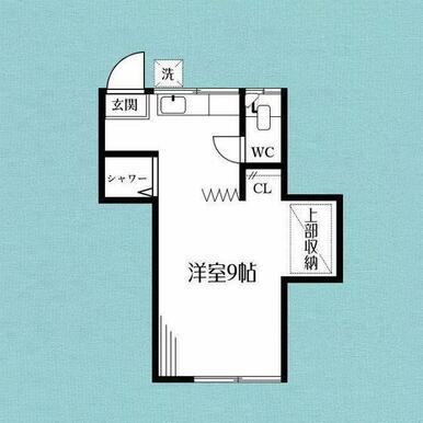 暮らしやすい1階のお部屋