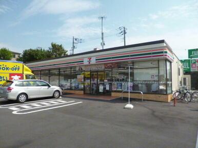 セブンイレブン横浜新桜ヶ丘2丁目店