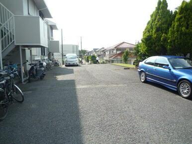 敷地内駐車場(※空き状況・要確認)
