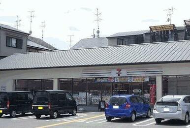 セブンイレブン京都桂上野店