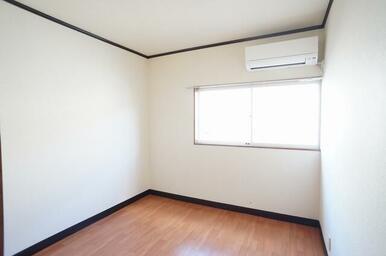 エアコン付の洋室です。
