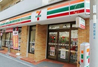 セブンイレブン 大阪新町3丁目店
