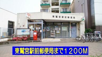 東鷲宮駅前郵便局