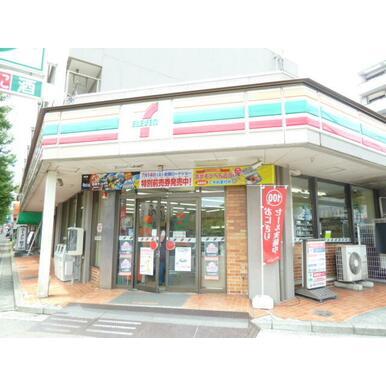 セブンイレブン横浜あざみ野1丁目店