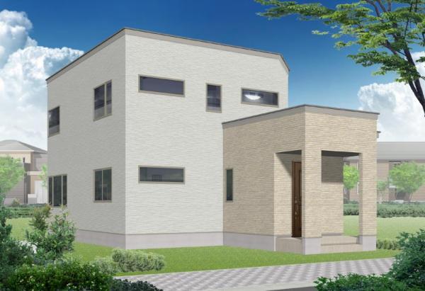 花川南5条2丁目 新築建売住宅(2棟) 4LDK