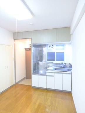 ★キッチンに窓あり★