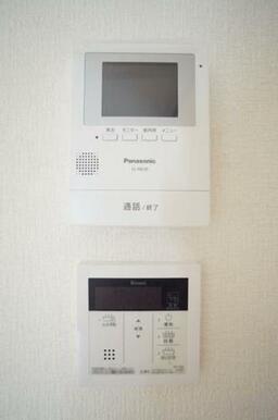 ◆ニッチ◆来訪者を安全に確認できるモニター付きインターホンや、浴槽のリモコンなどが集まっております!