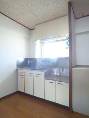 ★キッチンの窓は嬉しいね★