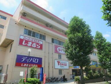 ファッションセンターしまむらハーモス荏田店