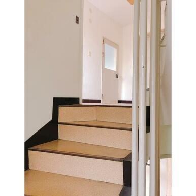 階段もあります