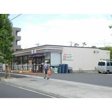 セブンイレブン横浜みたけ台店