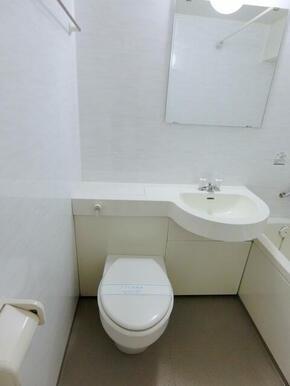 ★清潔感があるトイレです★