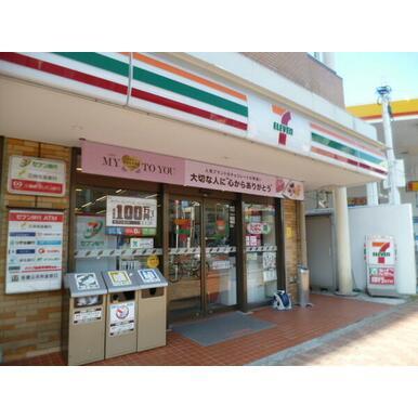 セブンイレブン大田洗足池店