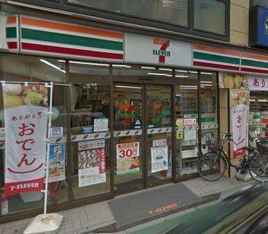 セブンイレブン品川荏原町駅前店