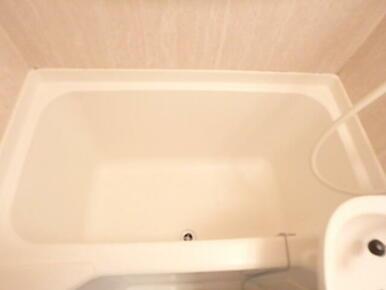ひとり暮らしにも嬉しい浴室