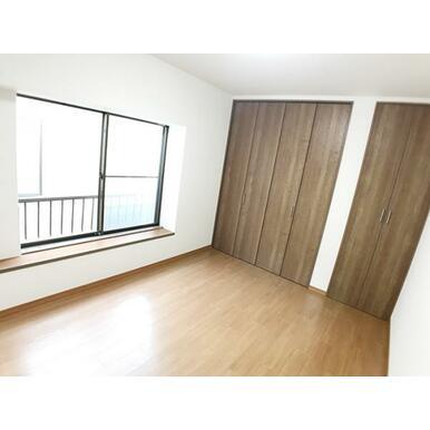 「2階北側洋室」約6帖