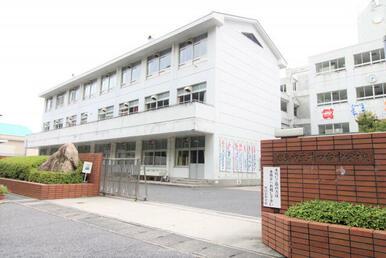 ◆井口台中学校
