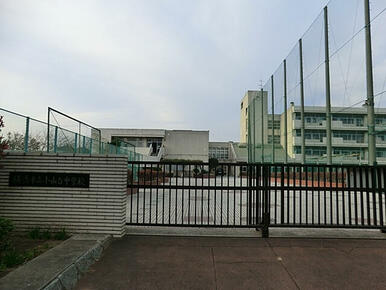 小山台中学校