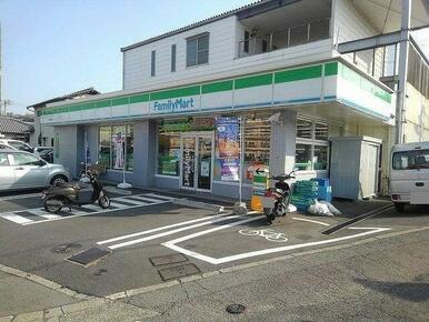ファミリーマート椎迫店