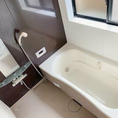 1坪タイプのバスルーム