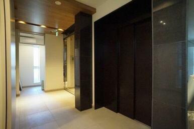 ■エレベーター■車椅子やベビーカーが必要な方でも快適に2・3階でお住まいいただけます☆