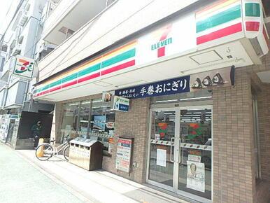 セブン横浜鶴見大学前店