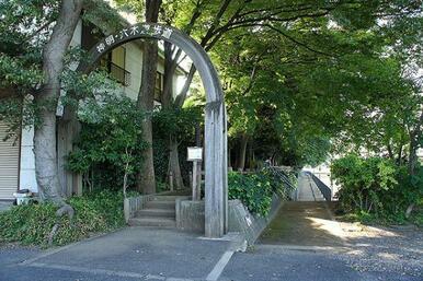神明六木遊歩道