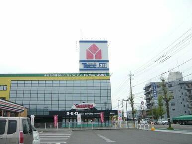 ヤマダ電機新居浜店様